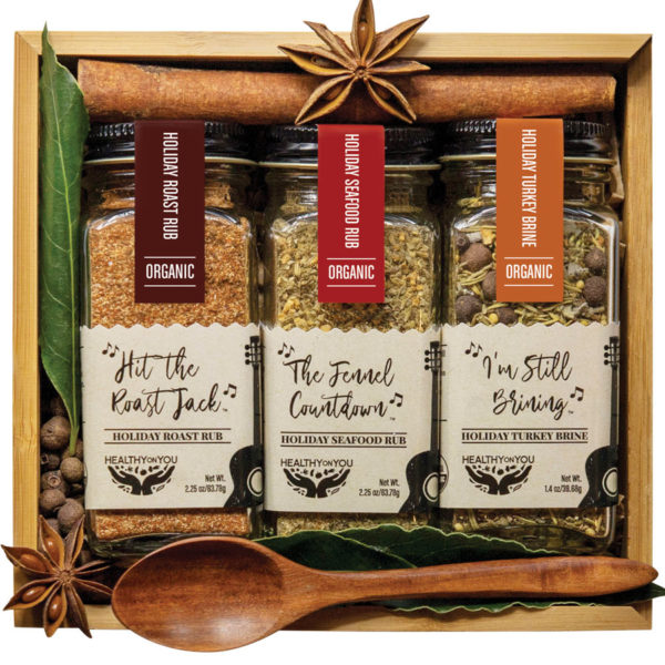 Edible Playlist - Holiday Spice Collection by Healthy On You